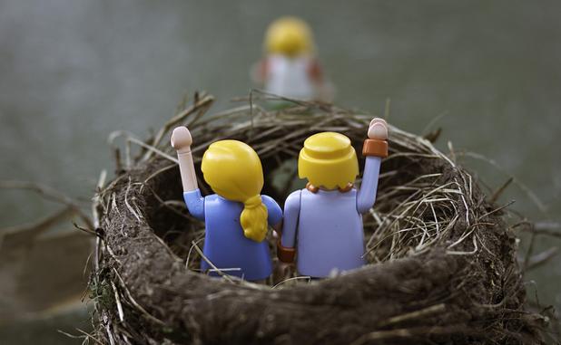 El Síndrome del nido vacío en el exterior: ¿Y ahora qué hago con mi tiempo libre?